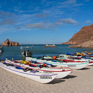 Baja Kayak
