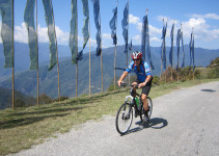 Nichols Expeditions Bhutan Bike Tours