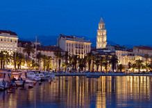 Croatia Self Guided Walking Tour / Split & the Dalmation Islands