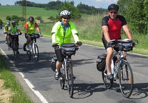European Bike Tours For Singles