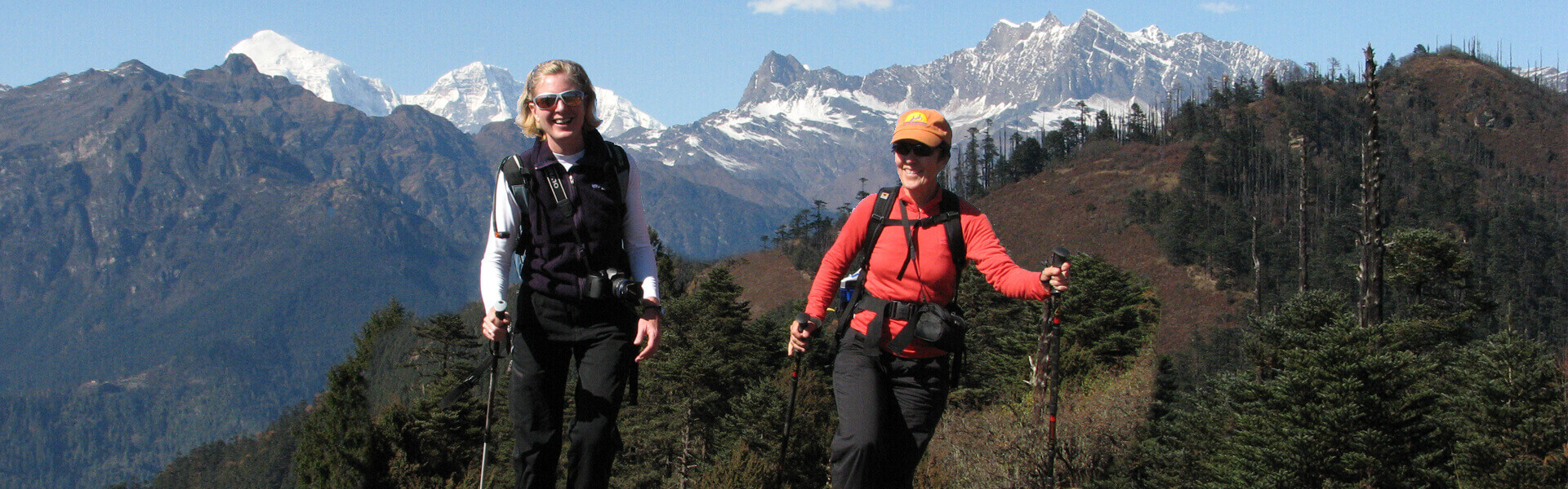 Nichols Expeditions Hiking Tours