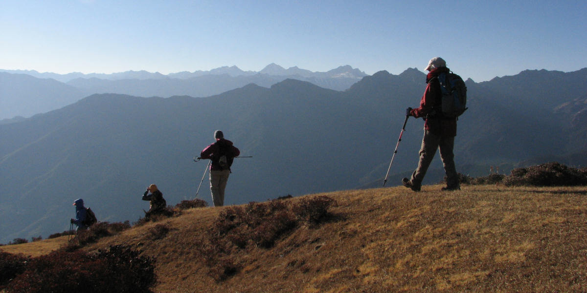 Nichols Expeditions Hiking Walking Tours