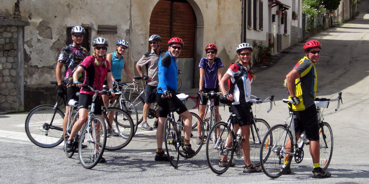 Nichols Expeditions Bike Tours