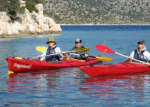 Bike, Hike & Sea Kayak in Turkey!