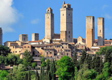 Italy Guided Bike Tour / Tuscany Villas and Vineyards – NEW TOUR!