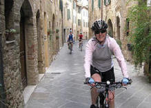 Italy Guided Bike Tour – Tuscany & Umbria