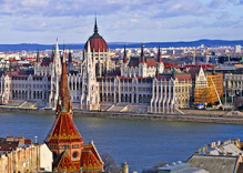 Austria & Hungary Guided Biking / Danube Bike Trail, Vienna to Budapest
